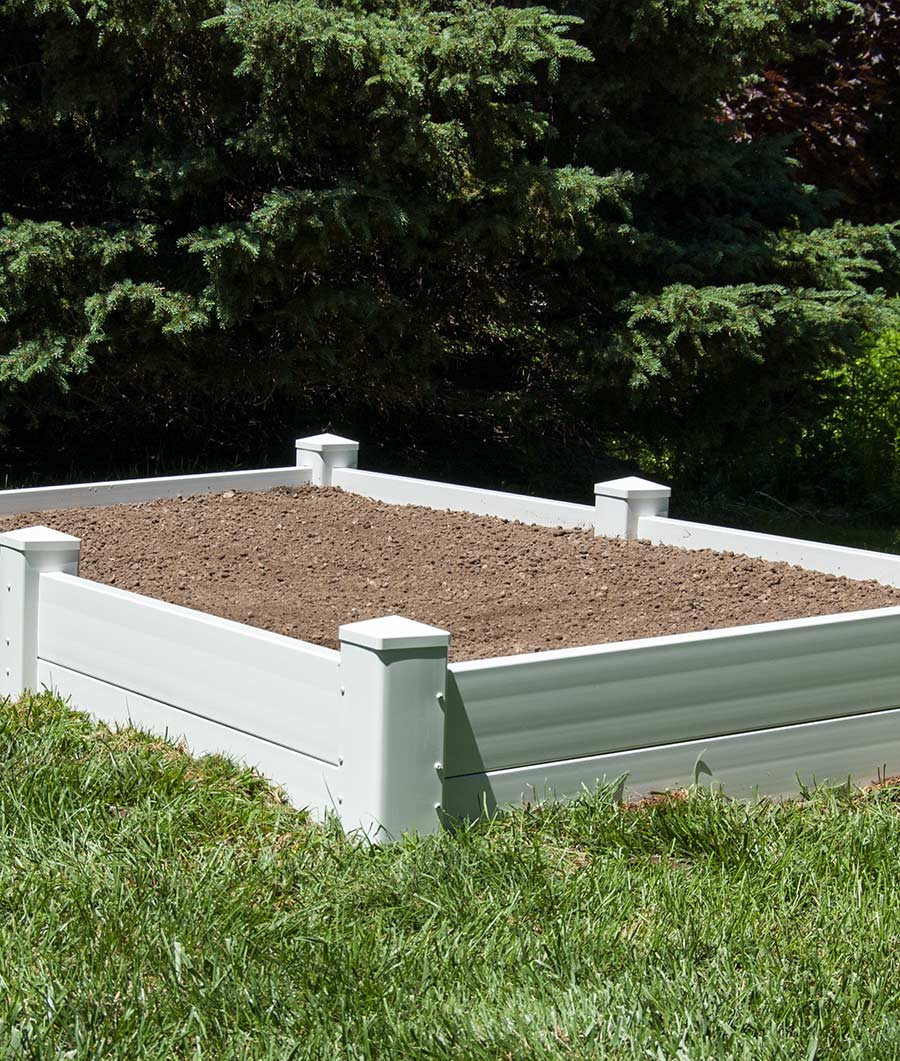 4' x 8' Two Level Planter Bed / Sand Box