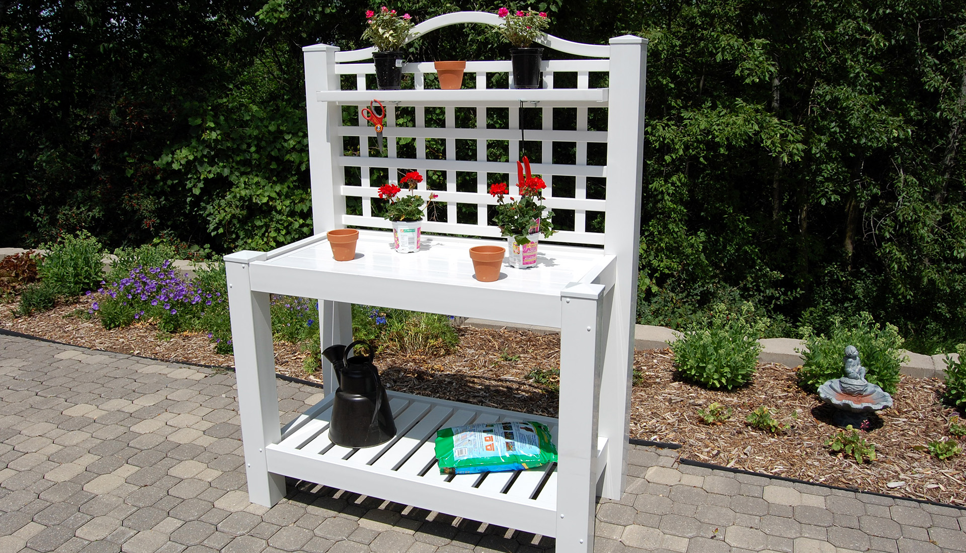 Berkshire Potting Bench