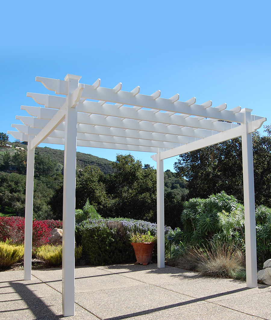 Queensbrook Pergola