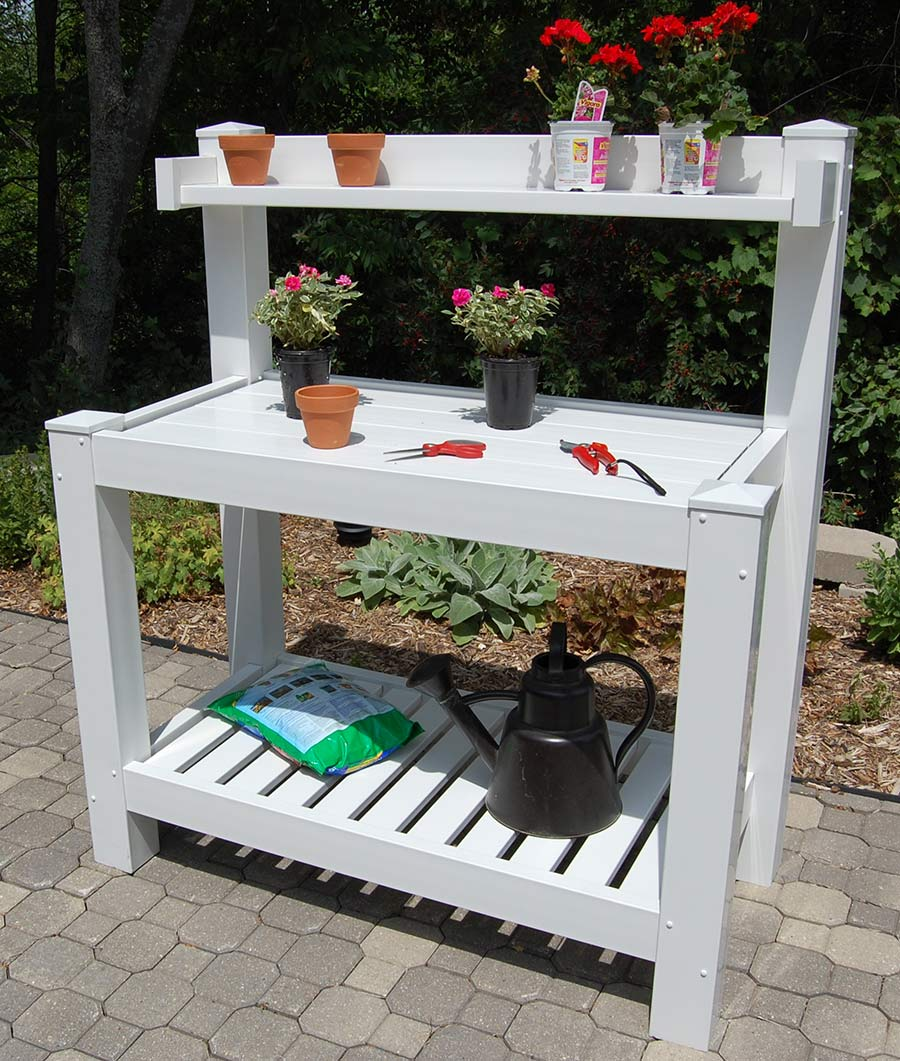 Hillcrest Potting Bench