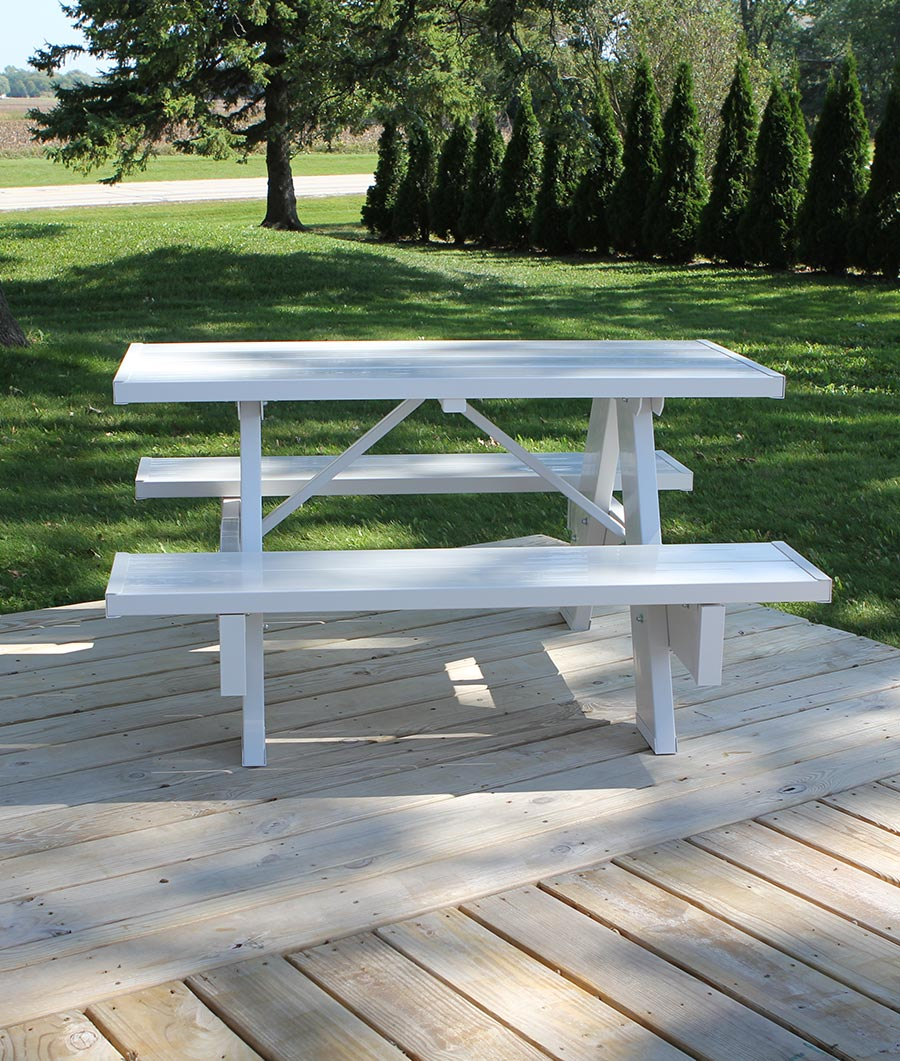4' Kids Picnic Table